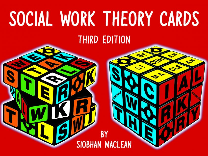 Social Work Theory Cards New 3rd Edition